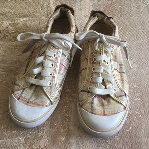 SZ 7 Coach Barrett Sneakers